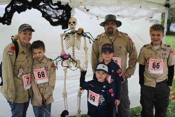 Magnuson Halloween Run
